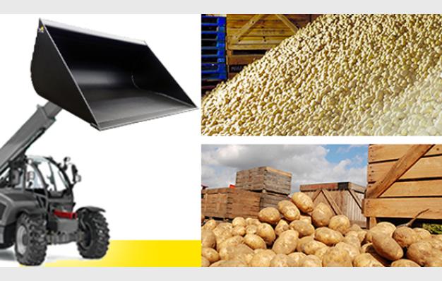 Montage pommes de terre