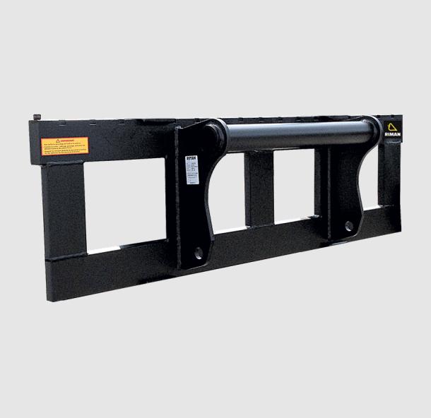Contre-tablier interface télescopique