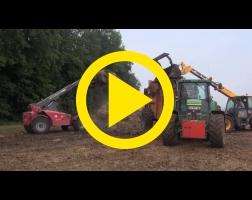 Godet multifonction agricole RIMAN